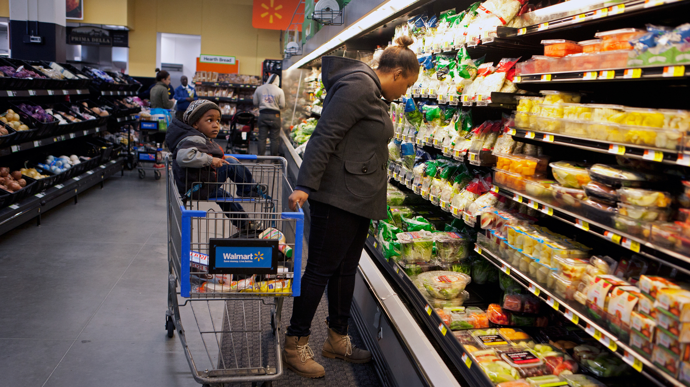The Salt   Why Wal Mart. Why Wal Mart And Other Retail Chains May Not Fix The Food Deserts