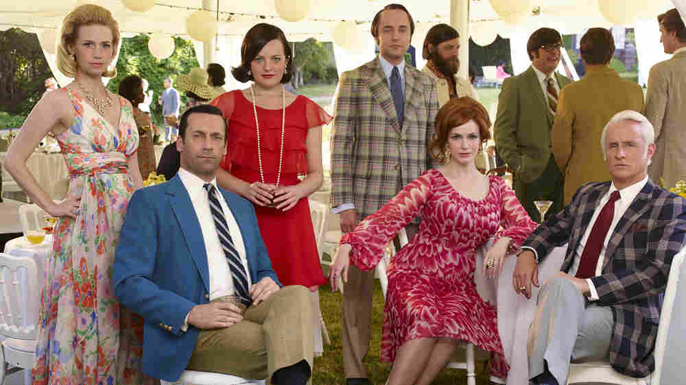 The More Things Change, The More They Stay The Same As 'Mad Men' Winds Down