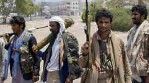 Yemen's Rebels Seize Presidential Palace In Aden, Despite Airstrikes