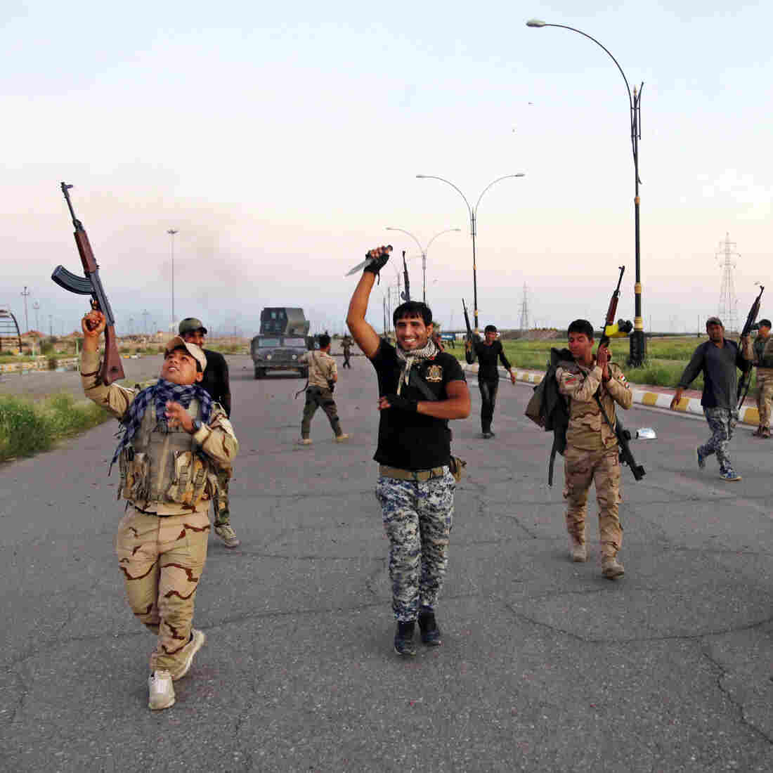 Shiite Militias Move Into A Sunni City: What Happens Next?