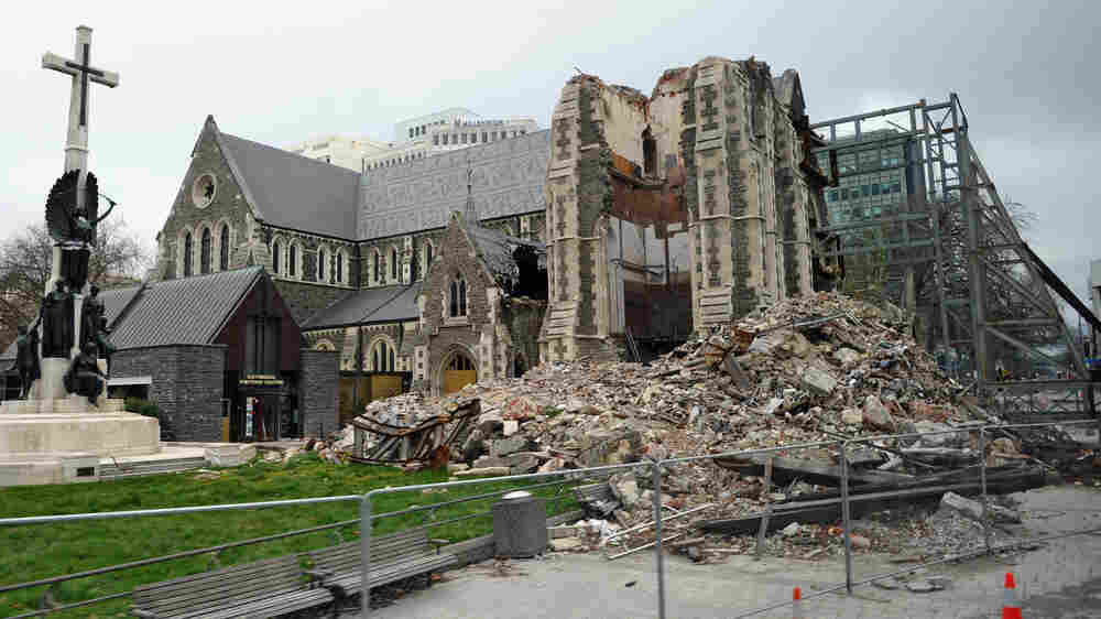 Will New Zealand Rebuild The Cathedral My Forefather Erected?