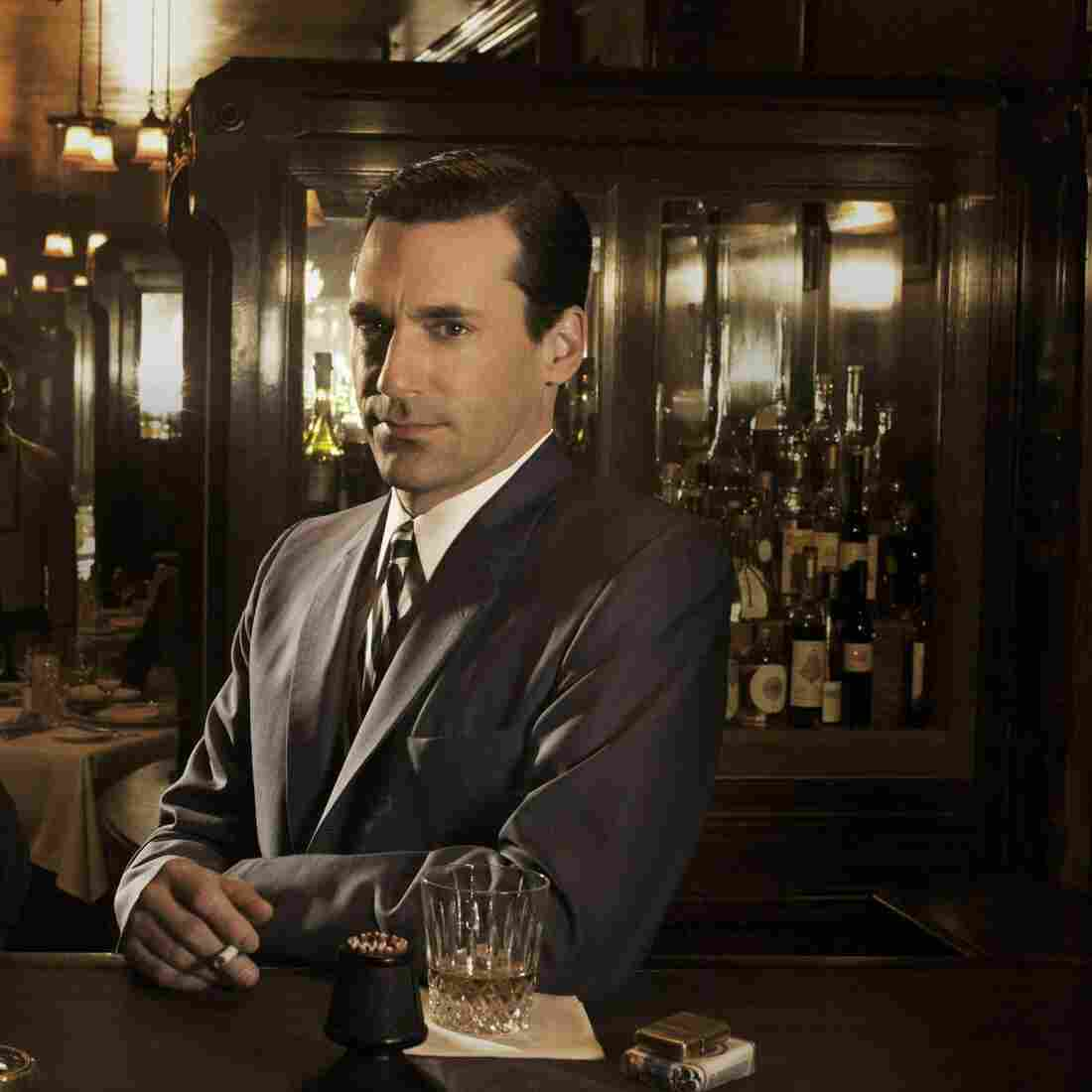 Drinking With 'Mad Men': Cocktail Culture And The Myth Of Don Draper
