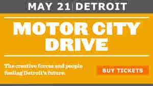 5/21/15: NPR Presents Michel Martin: Motor City Drive