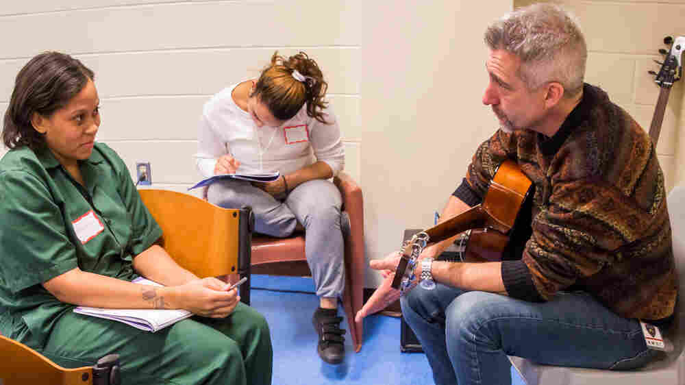 Bringing Mothers In Prison Closer To Their Children, Through Music