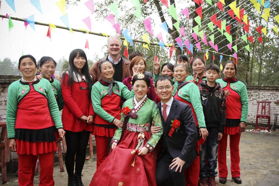 NPR's Frank Langfitt Chauffeurs Chinese Couple 500 Miles To Their Rural Wedding
