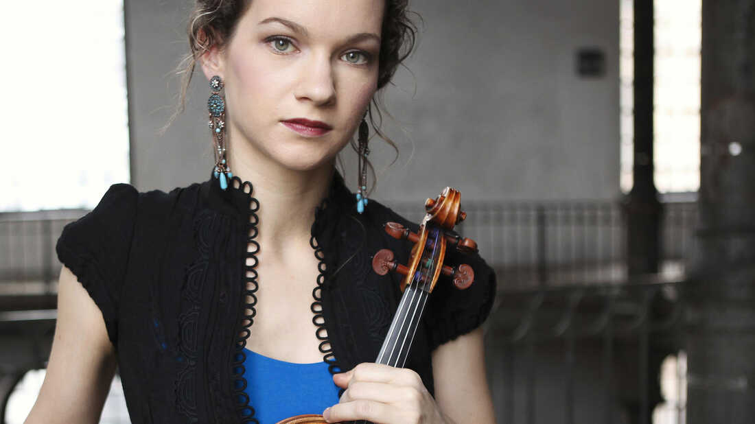 Violinist Hilary Hahn Remembers Her Earliest Influences