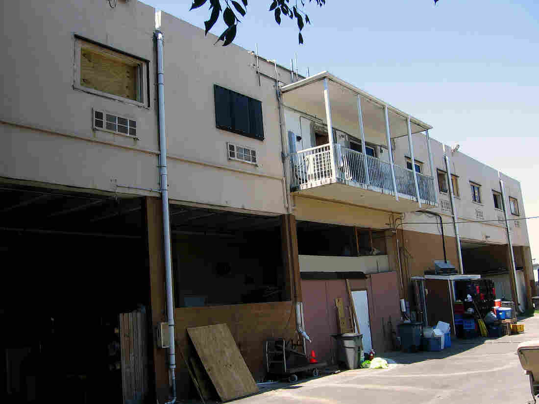 The city of Hollywood, Fla., bought the Homeless Voice shelter from its owner, a longtime advocate for the homeless who agreed to stay away from the city for the next 30 years.