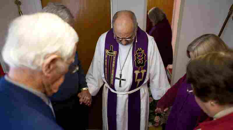 The Rev. Vernon Holmes leads a Lutheran congregation near Sacramento, Calif., that supports the state's right-to-die bill. He describes his faith as promoting quality of life.