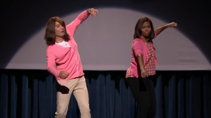 Michelle Obama's 'Evolution Of Mom Dancing' Is Back With Part 2