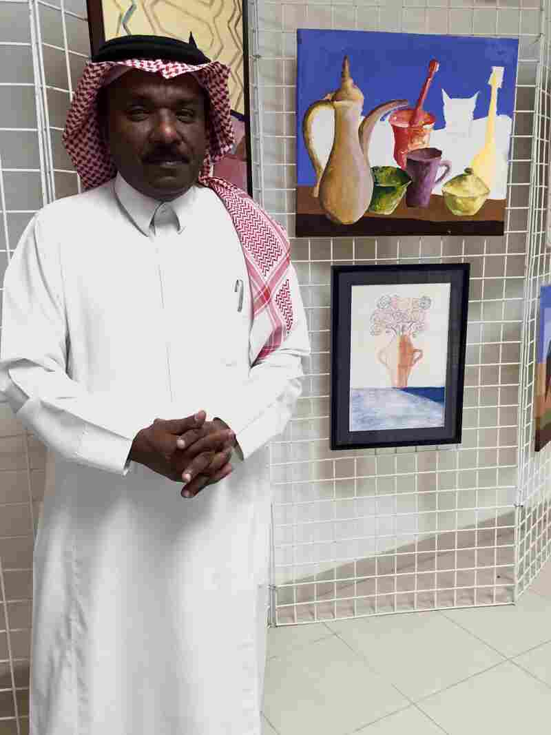 Dr. Awad Al-Yami, an art therapist trained at the University of Pennsylvania, is a counselor at a Saudi Arabian center that seeks to rehabilitate convicted terrorists. The center claims a success rate of more than 80 percent, but acknowledges that some return to extremist groups like al-Qaida.