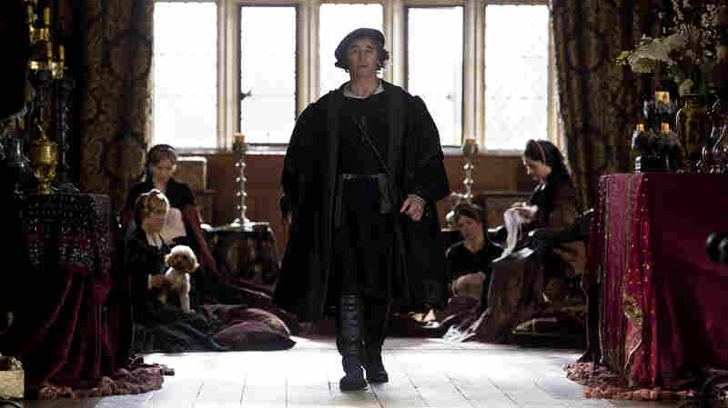 Mark Rylance as Thomas Cromwell in Masterpiece's Wolf Hall.