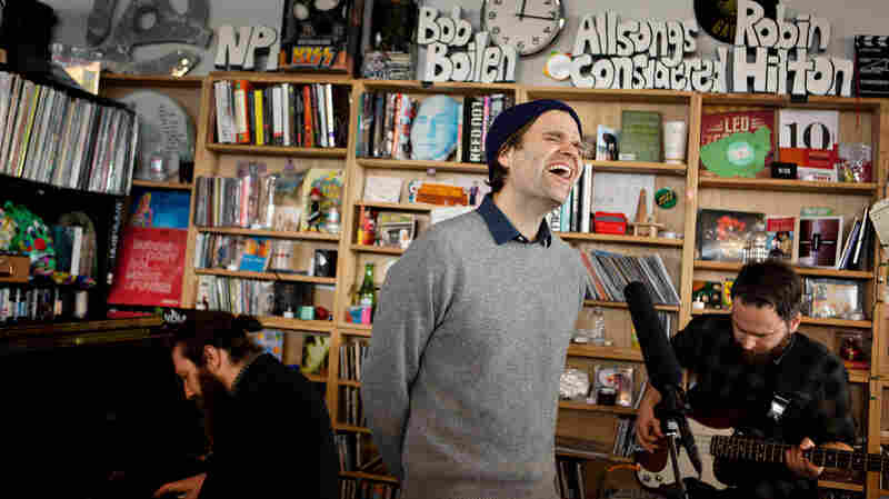 Death Cab For Cutie: Tiny Desk Concert