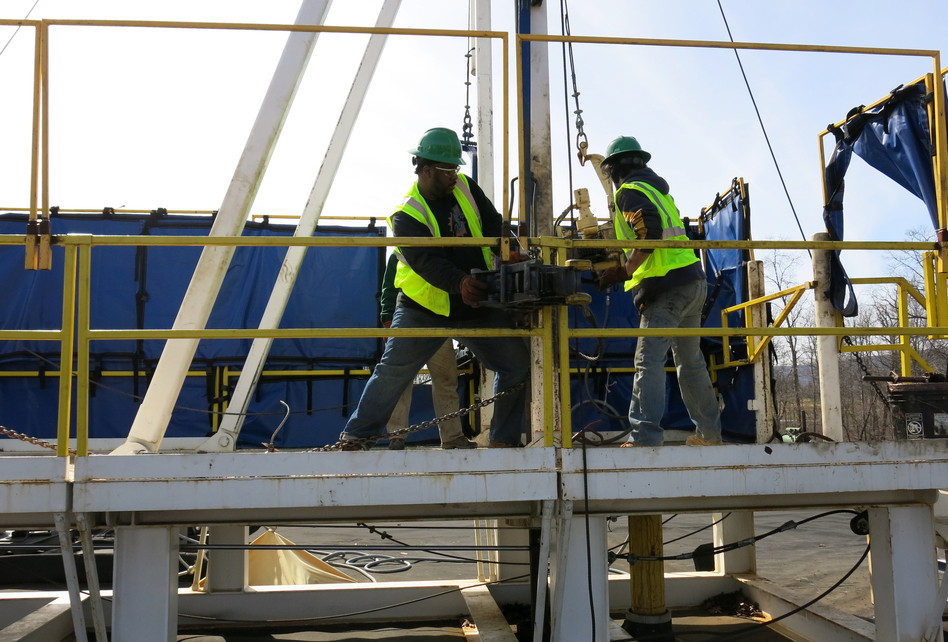 In Pennsylvania, Employment Booms Amid Oil And Natural Gas