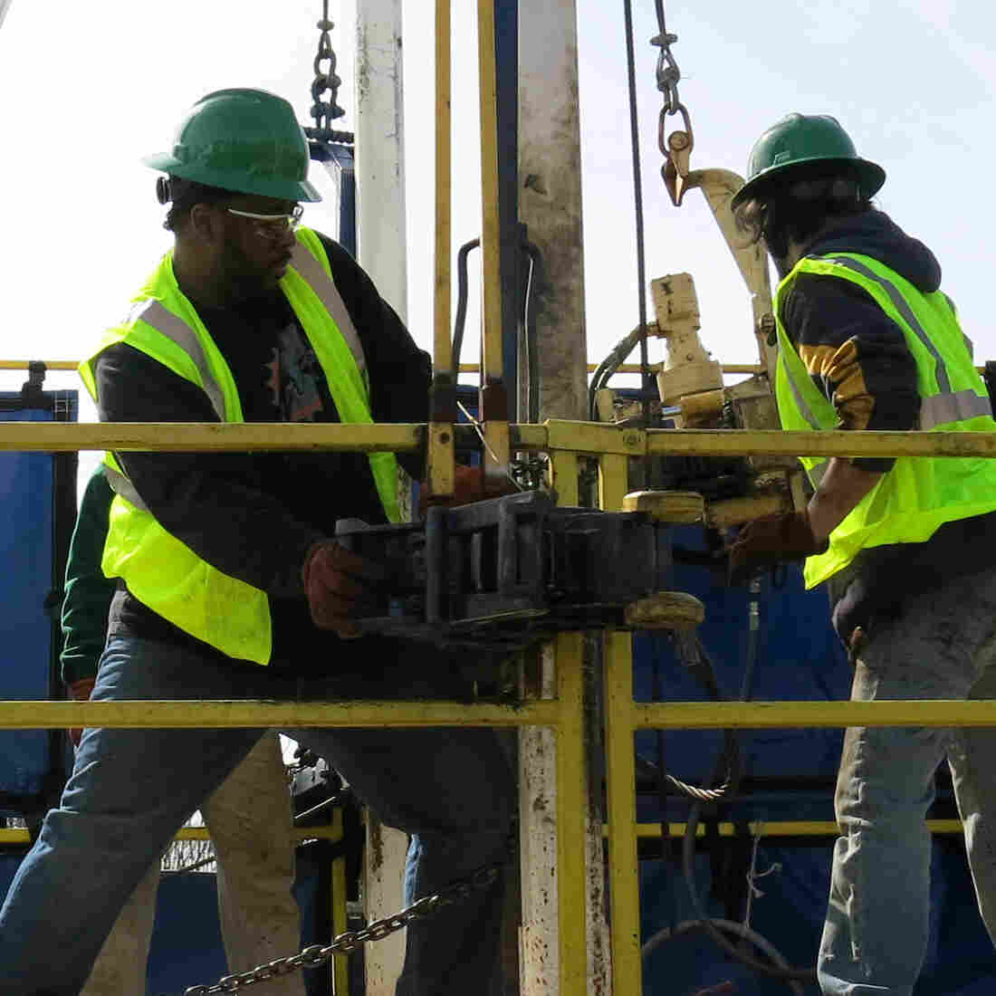 In Pennsylvania, Employment Booms Amid Oil And Natural Gas Bust