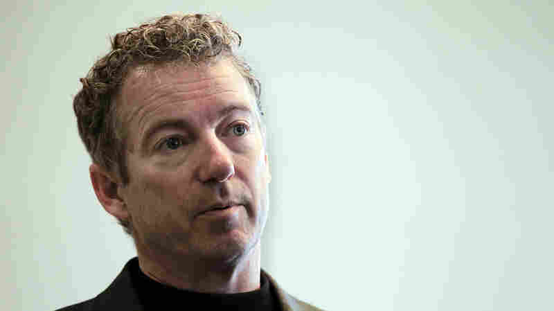 Sen. Rand Paul Announces 2016 Presidential Run
