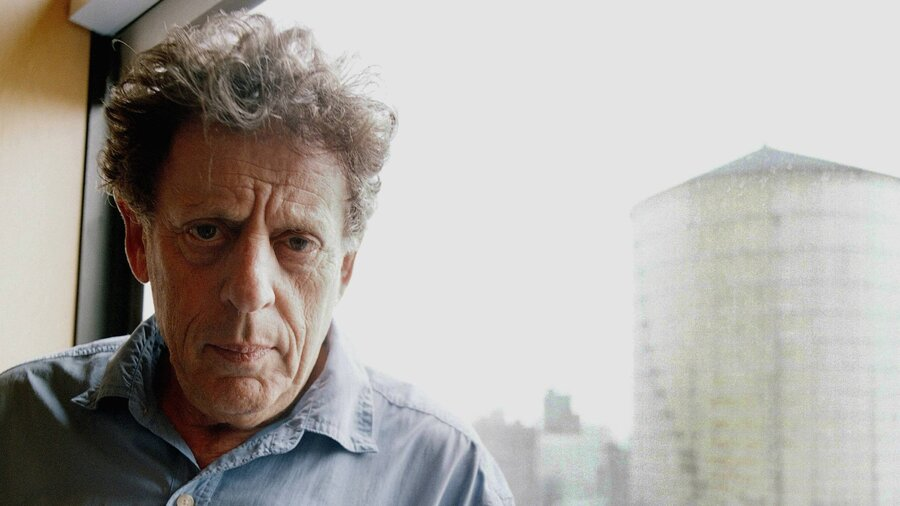 philip glass on legacy the future its all around us - Glass Sheet Cafe 2015