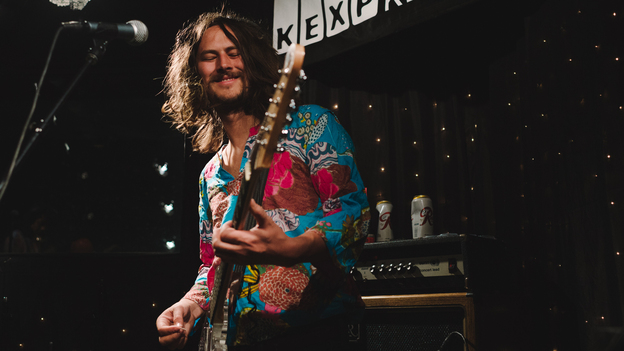 JEFF The Brotherhood performs live on KEXP. (KEXP)