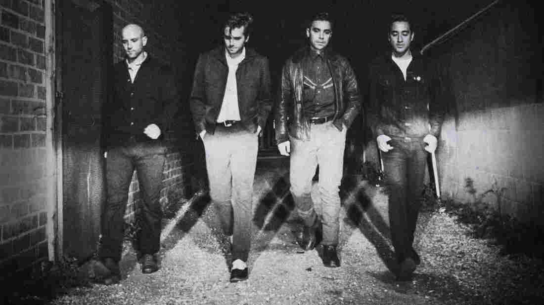 Lord Huron's Strange Trails comes out Tuesday.
