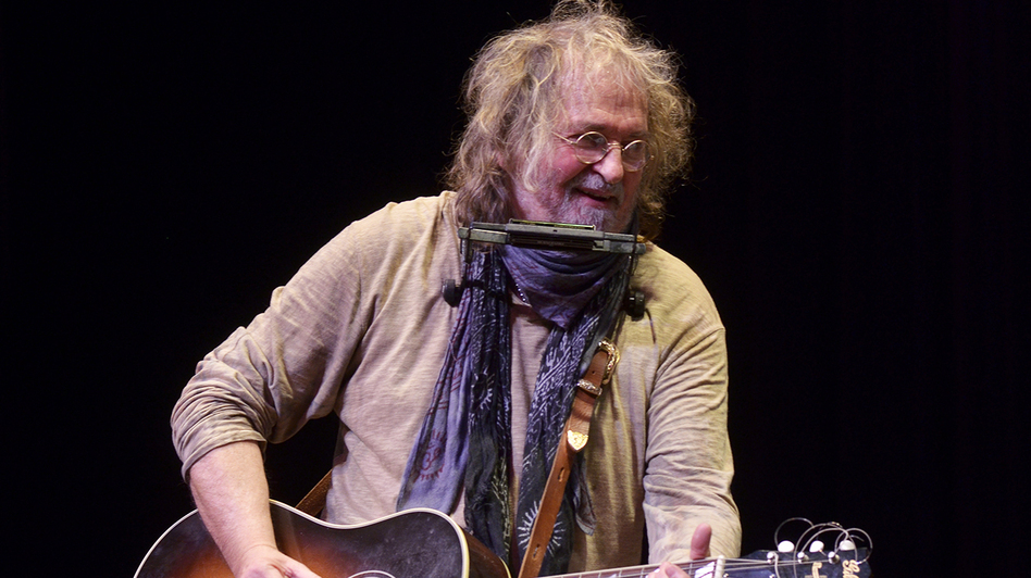 Ray Wylie Hubbard. (Mountain Stage)