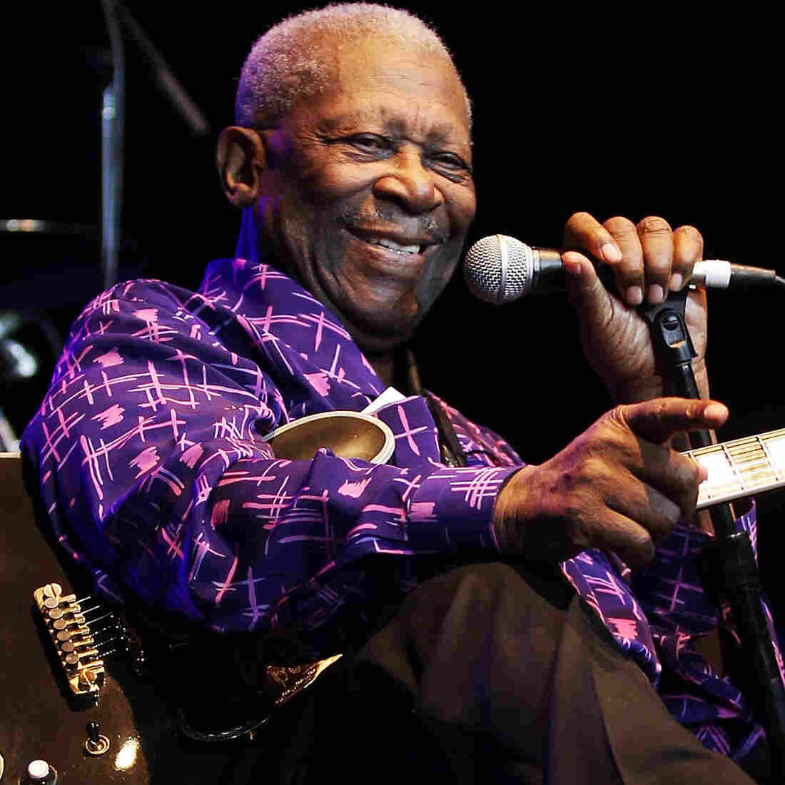 B.B. King, Legendary Blues Guitarist, Dies At 89