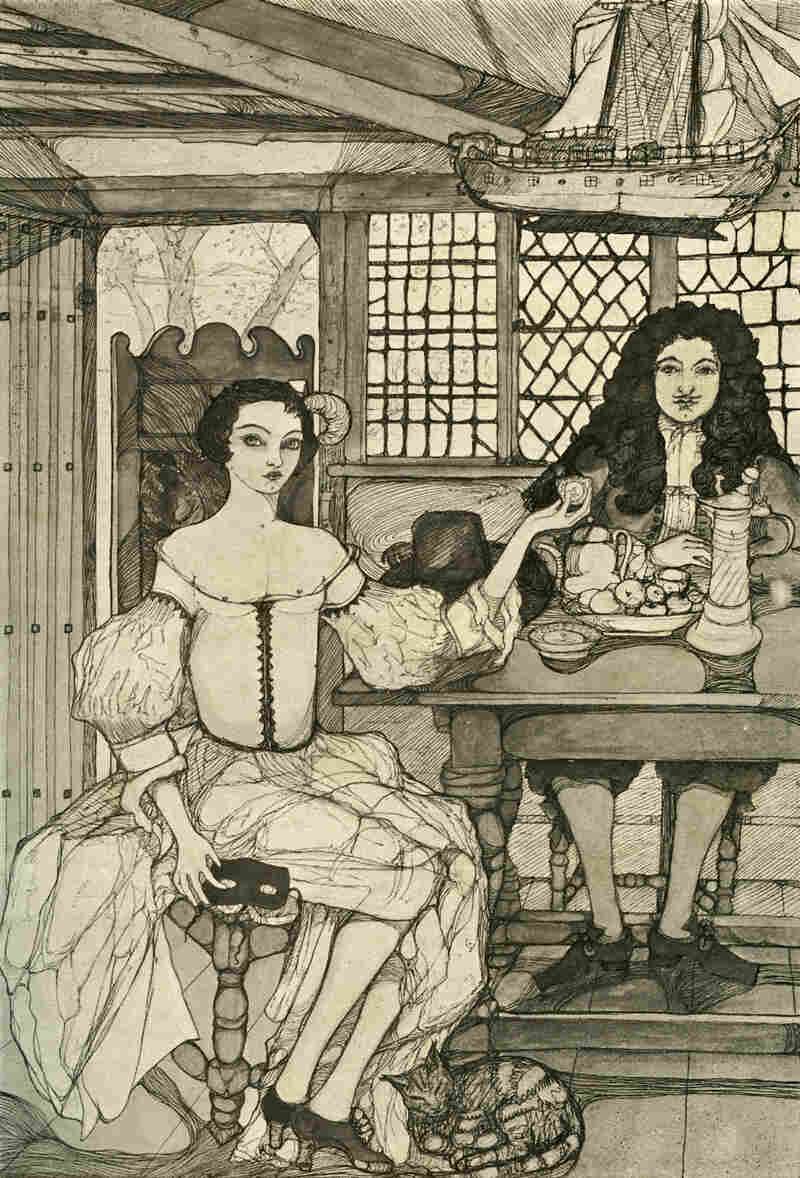 Catherine of Braganza was an early celebrity endorser of tea. After she wed Charles II, the fad for tea took off among the British nobility.