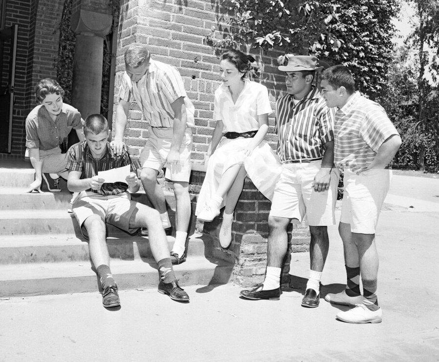 1950s mens shorts