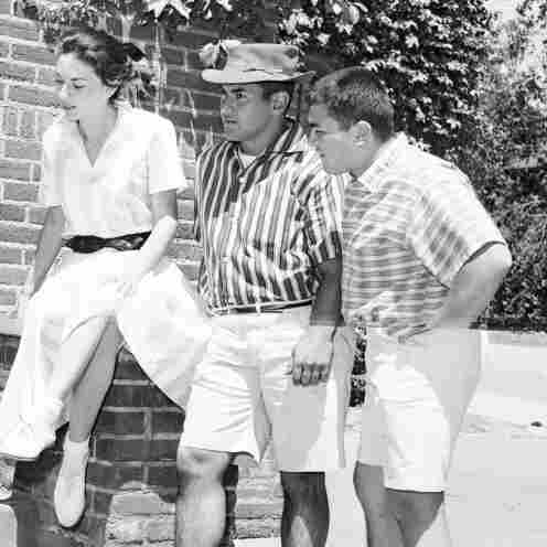 When Wearing Shorts Was Taboo