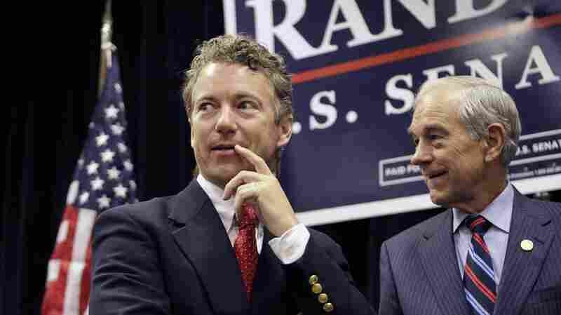 Ron Paul doesn't figure to be a major part of his son Rand's presidential campaign — despite Ron's having run in the last two presidential elections.