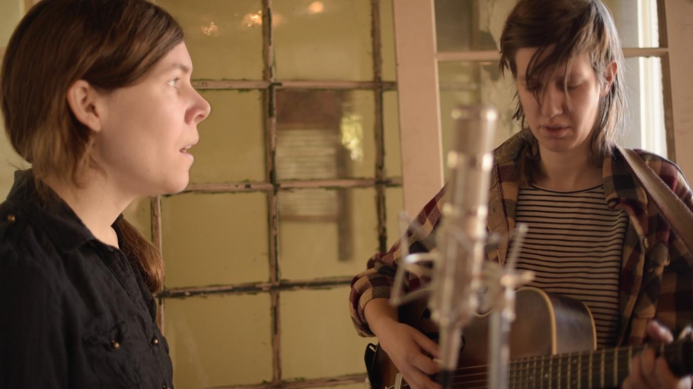Folk Alley Presents: Anna & ElizabethFolk Alley