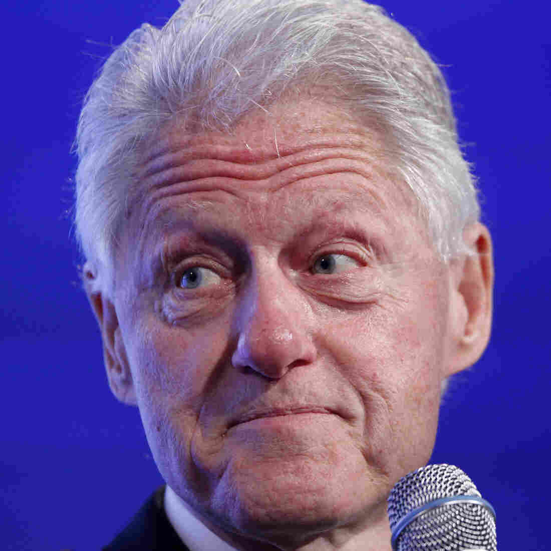 "Former President Bill Clinton wants to keep his foundation running, even if his wife becomes president and ""whether I'm running it or not."""
