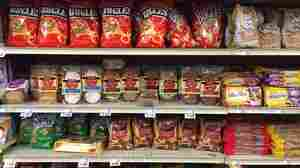 The Navajo Nation's Tax On Junk Food Splits Reservation