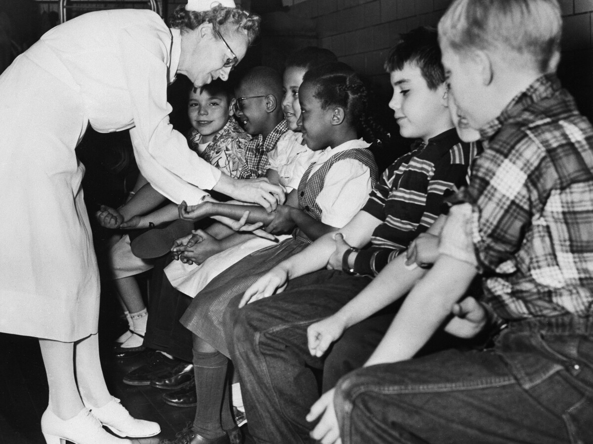 defeating polio the disease that paralyzed america npr