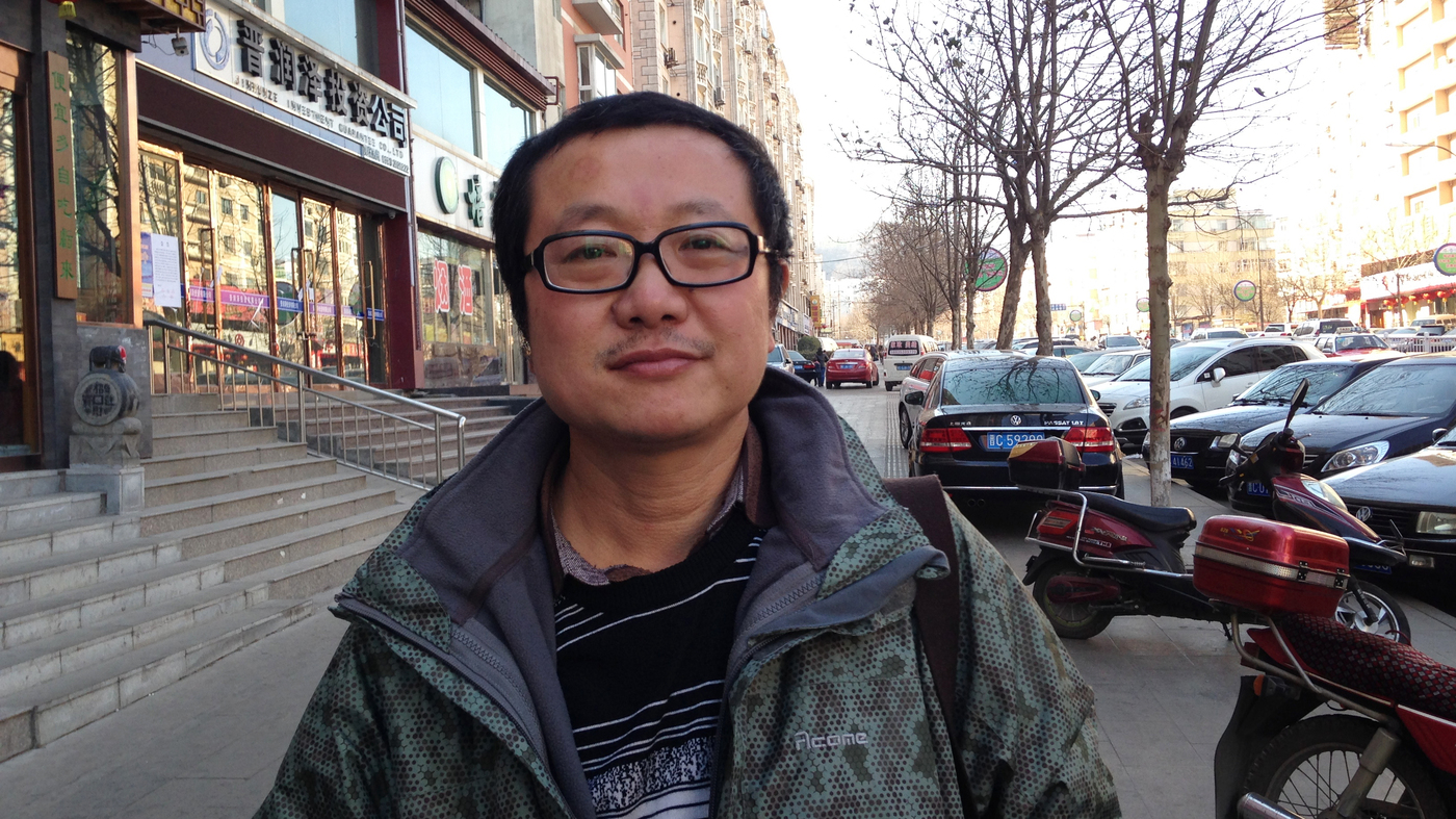 Cultural Revolution-Meets-Aliens: Chinese Writer Takes On