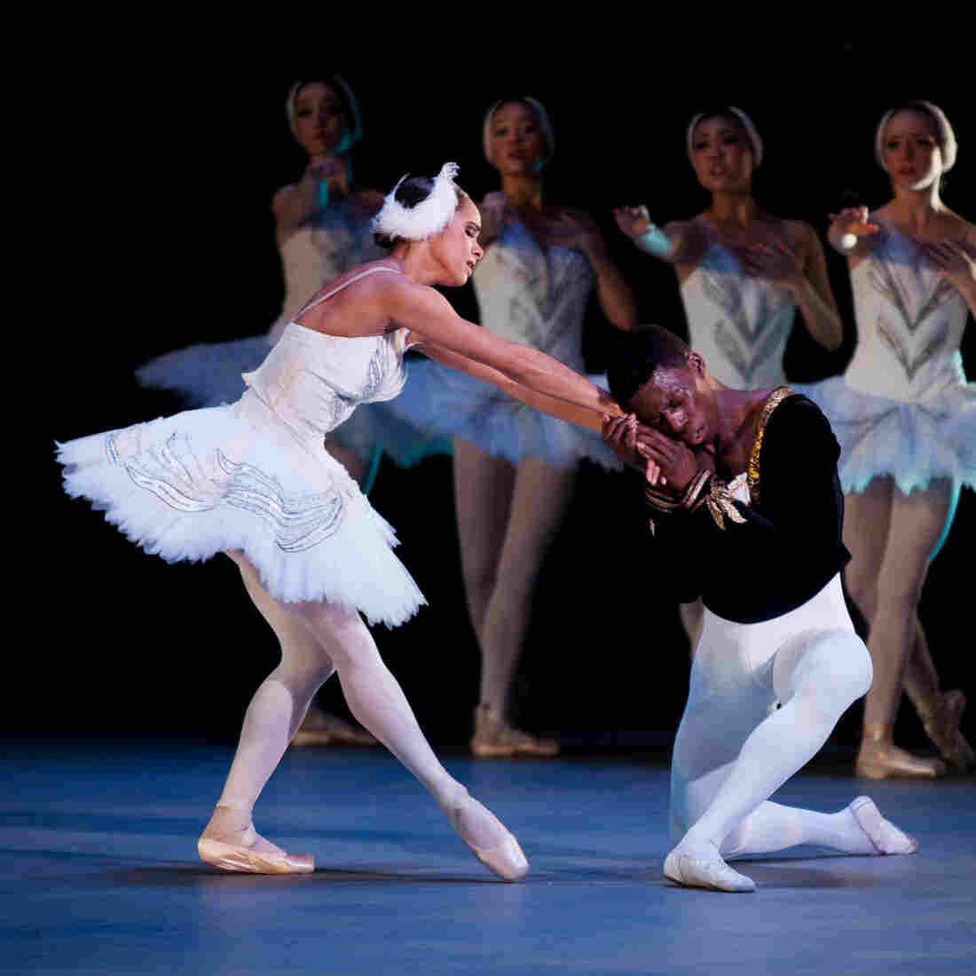 Who Gets To Dance In 'Swan Lake'? The Answer Is Changing