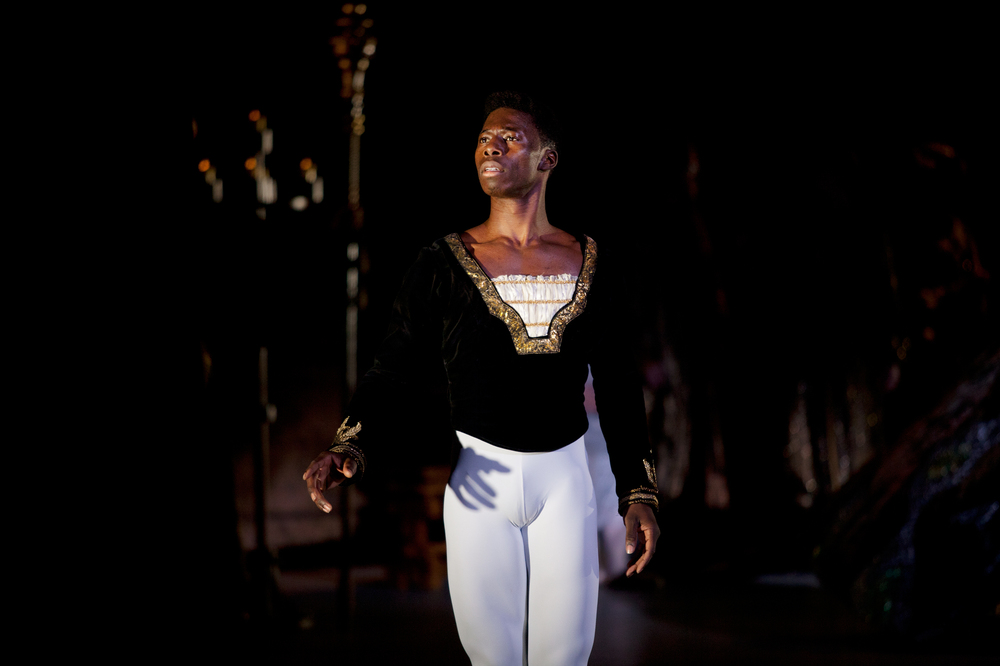When he was 12, Brooklyn Mack persuaded his mom to take him to the Columbia Classical Ballet in South Carolina. He received a scholarship and was the only black dancer at the school. This year, Mack stars as Prince Siegfried in The Washington Ballet's production of Swan Lake.