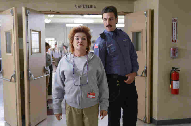 Mulgrew plays Red, a formidable prison chef, in the Netflix series Orange Is the New Black.