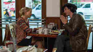 In While We're Young, Adam Driver plays a young filmmaker who befriends an older couple played by Naomi Watts (left) and Ben Stiller.