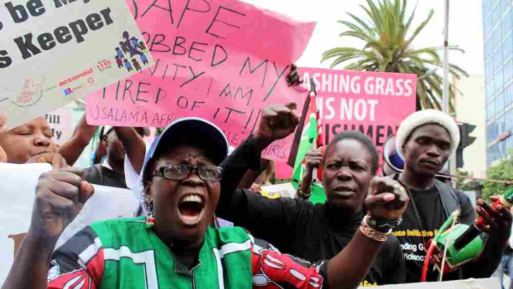 After Global Protests, Kenyan Court Sentences 3 Men Who Raped Teen