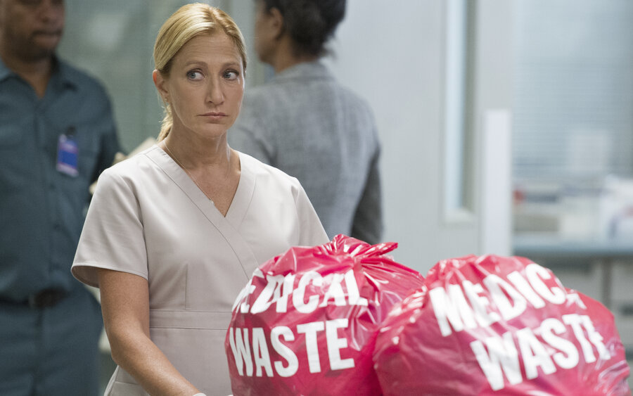 'Nurse Jackie' Ends As TV's Most Honest Depiction Of Addiction. '
