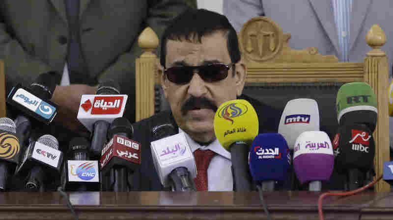 Egyptian Court Sentences U.S. Citizen To Life In Prison