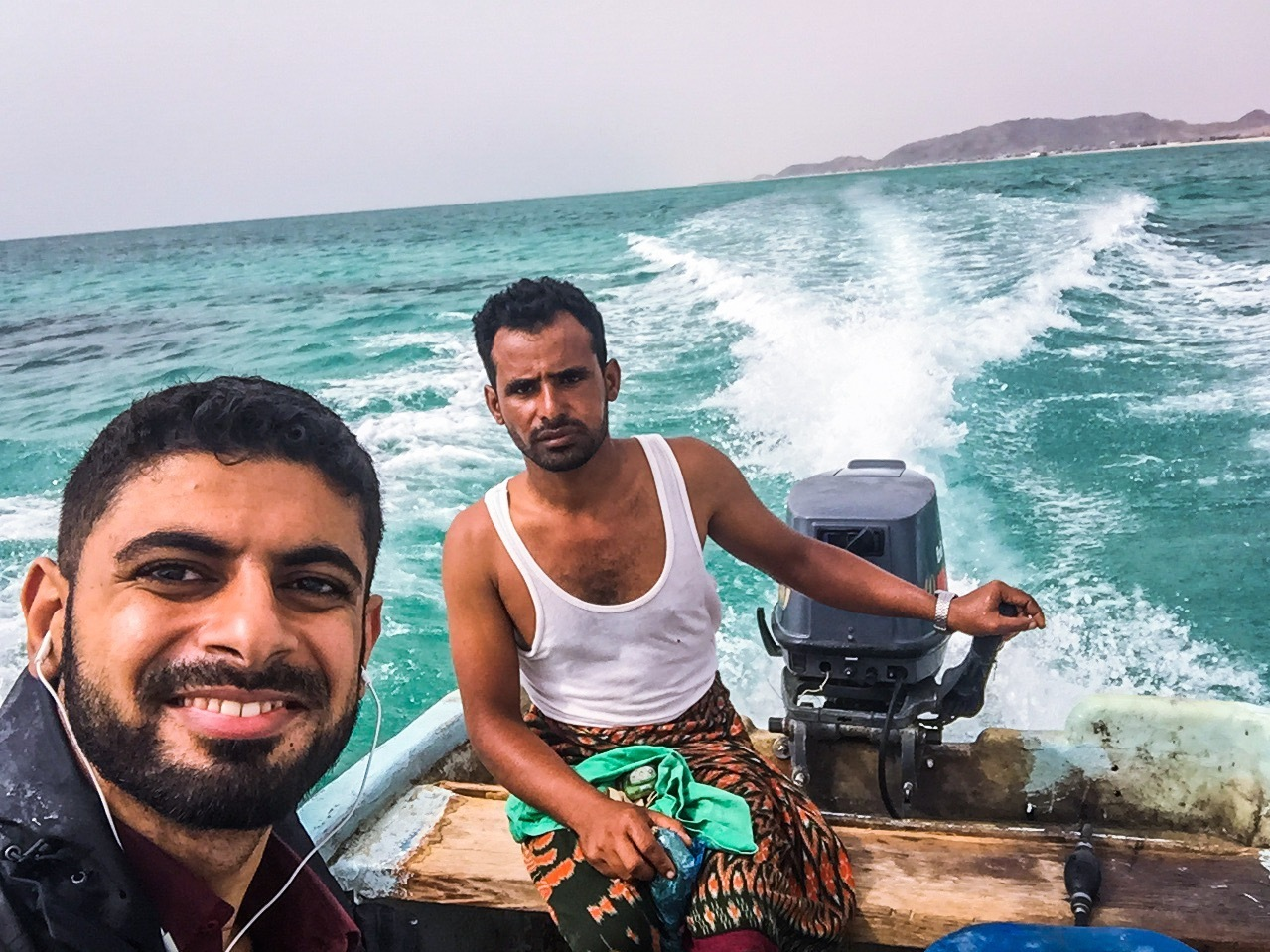 Trapped In Yemen's 'Armageddon,' An American Made A Dangerous Escape