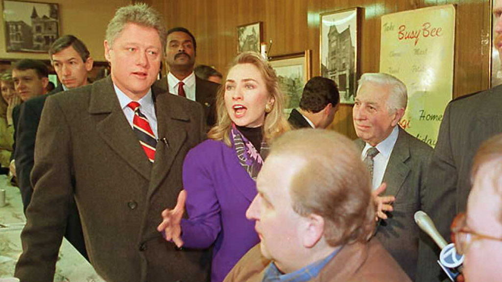 hillary clinton is back but will there be a return of the rodham
