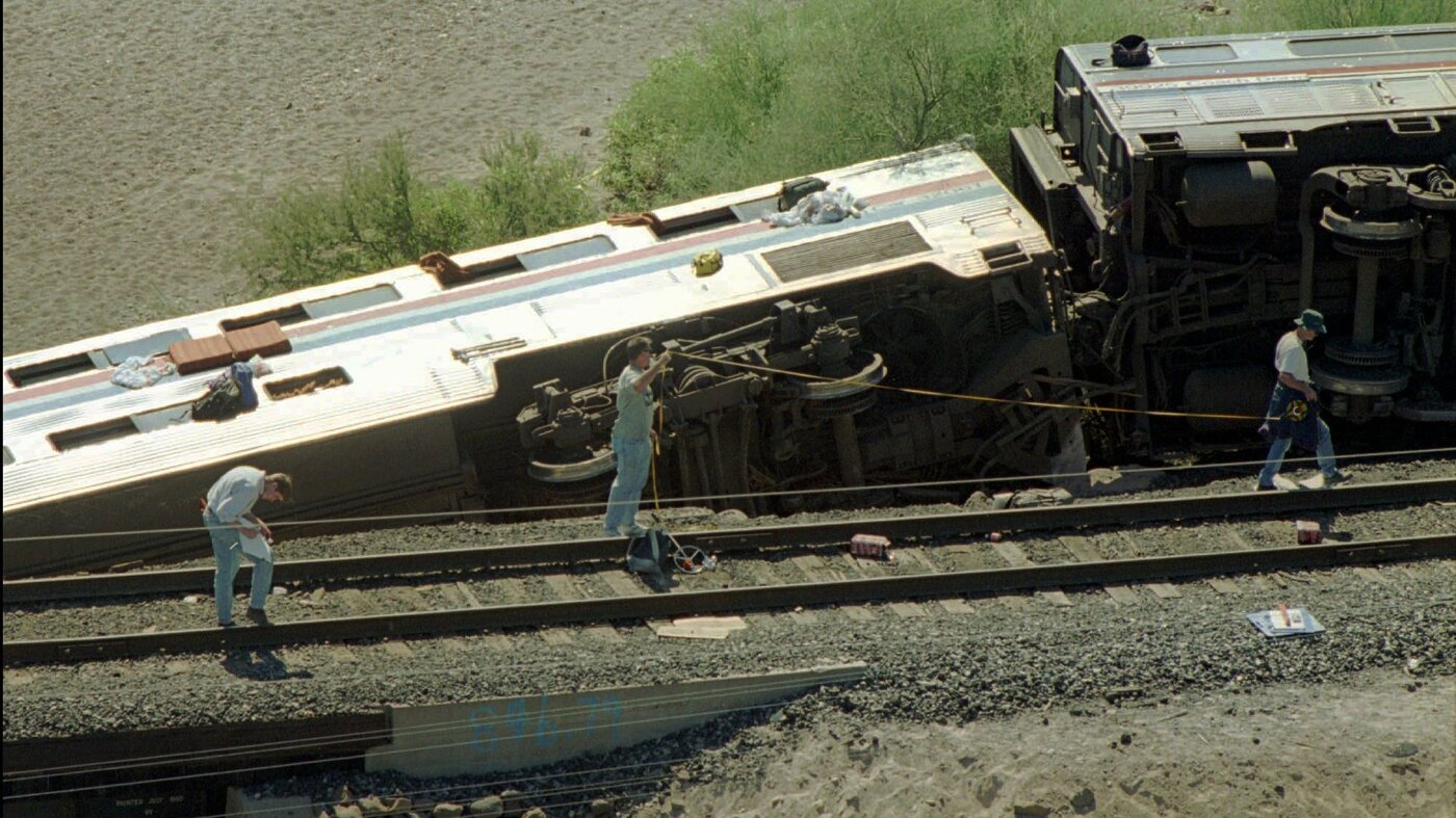 20 Years Later, Sabotage Of Amtrak's Sunset Limited Still A Mystery