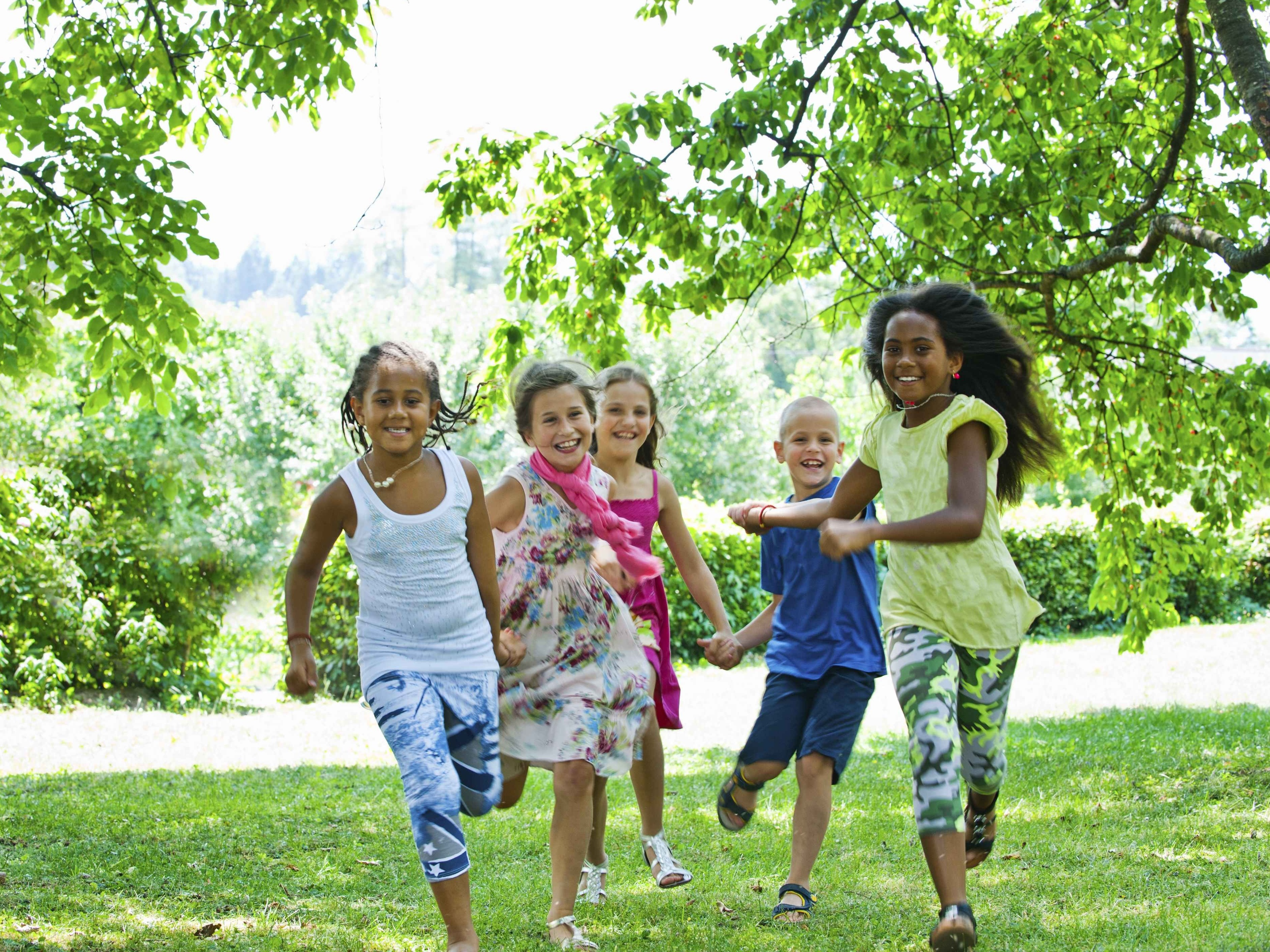Ready To Try Some Free-Range Parenting?