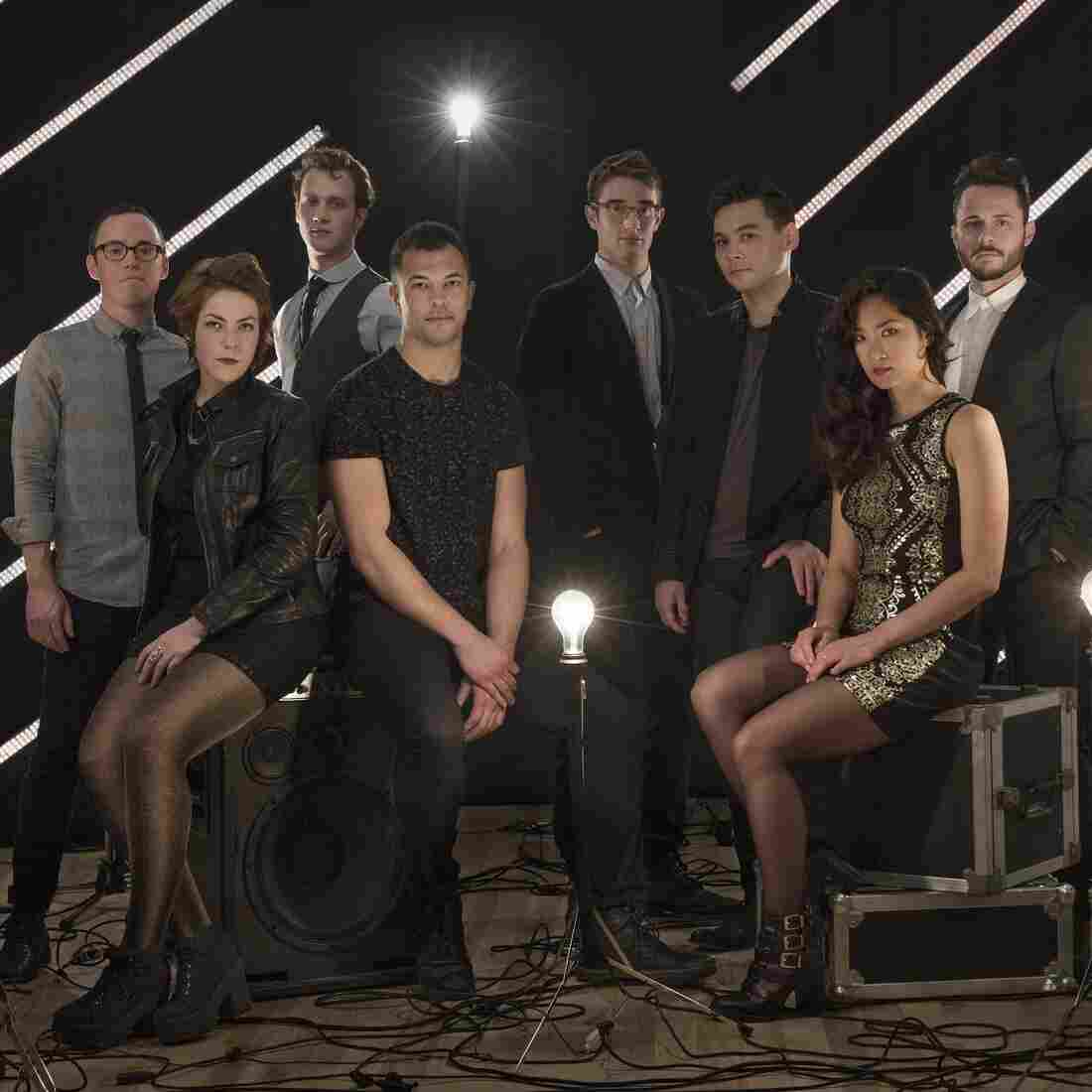 San Fermin's new album, Jackrabbit, comes out April 21.