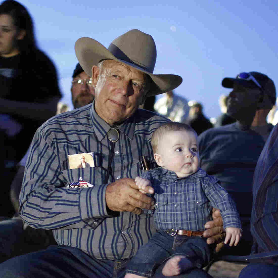 Year After Denying Federal Control, Bundy Still Runs His Bit Of Nevada