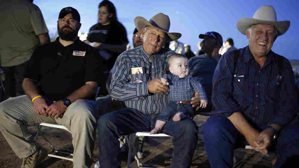 Year After Denying Federal Control, Bundy Still Runs His Bit Of Nevada
