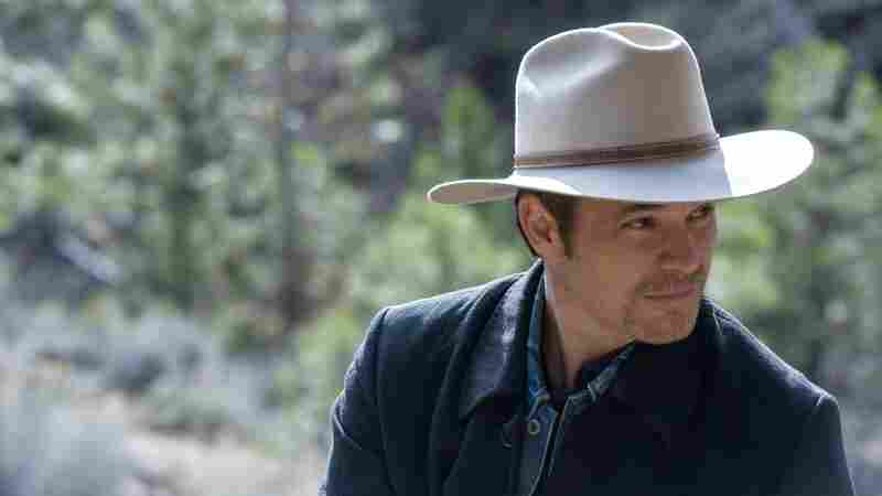 Timothy Olyphant plays Deputy U.S. Marshal Raylan Givens on FX's Justified. The series finale airs tonight.