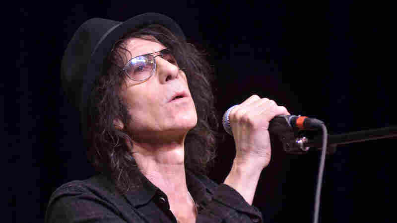 Peter Wolf.