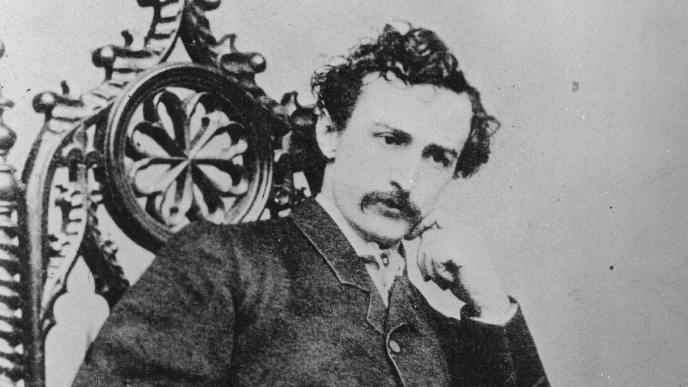 Who Was John Wilkes Booth Before He Became Lincoln S